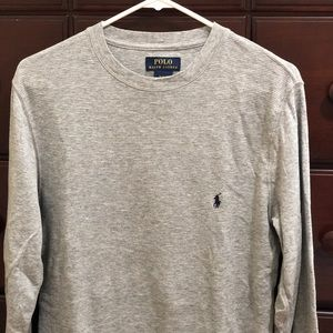 Polo Ralph Lauren Thermal Tee Long Sleeve Size: M